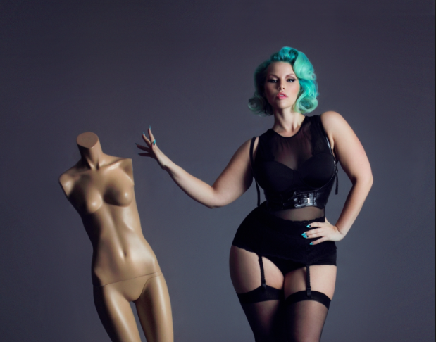 Plus size is the new black!