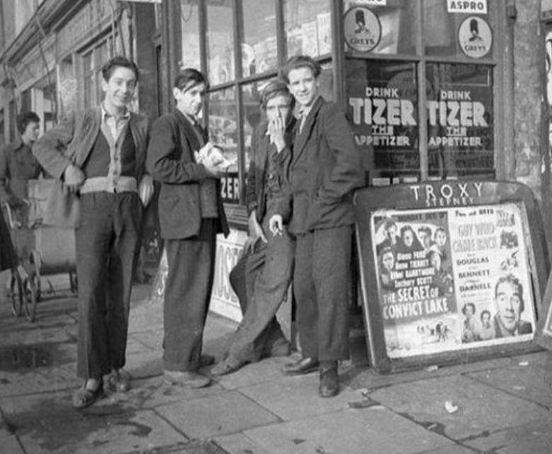 Teddy Boys – (ne)zapomenutá kapitola Británie